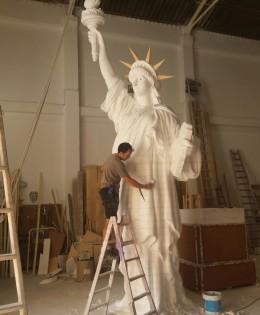 Estatua de la Libertad2015